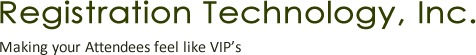 Registration Technology, Inc. Logo